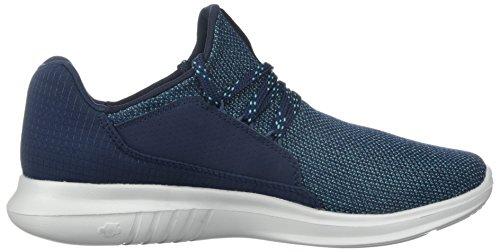 Femme de Skechers Go Verve Sarcelle Run Mojo Bleu Bleu Fitness Chaussures Marine x7X7w01q