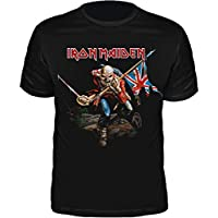 Camiseta Iron Maiden The Trooper