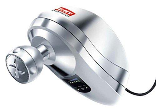Amerrican Heat Tankless Shower Heater AHSH-2500, 2.5 kW, 110 Volts, 23 Amp (Showerhead Electric Water Heater)