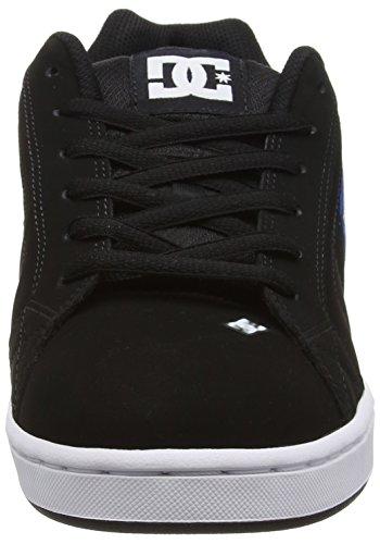 white M Black Negro Zapatillas blue Dc black Shoes Hombre Net qTvpPw8