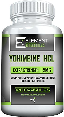 YOHIMBINE 120ct Strength Element Nutraceuticals product image