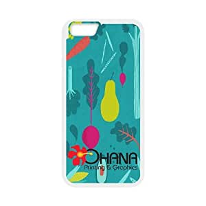 iPhone 6 4.7 Inch Phone Case Ohana Means Family K8890