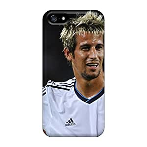 DustinHVance Case Cover Protector Specially Made For Iphone 5/5s Real Madrid F