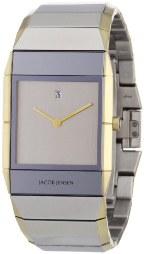 Jacob Jensen Men's Watch Sapphire 553