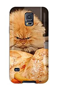 Galaxy High Quality Tpu Case/ Thanksgivings Case Cover For Galaxy S5