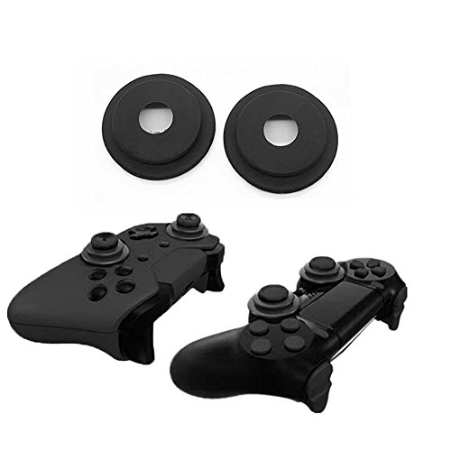 Beracah Silicone Rubber Soft Aim Assistant Ring for PS4 Xbox One Xbox 360 Switch PRO