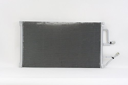 - A-C Condenser - Pacific Best Inc For/Fit 4720 98-02 Chevrolet C/K Series Pickup 96-99 Suburban GMC Yukon XL Exclude 8.1L