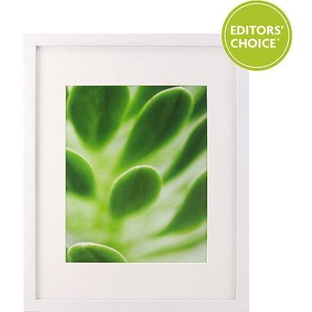 """Decorative Better Homes and Gardens Picture Frame, 11x14"""" matted to 8x10"""""""