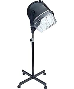 BR Beauty Meredith 880W Salon Hair Dryer with Casters