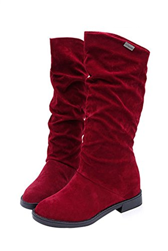 crepe soled boots - 4