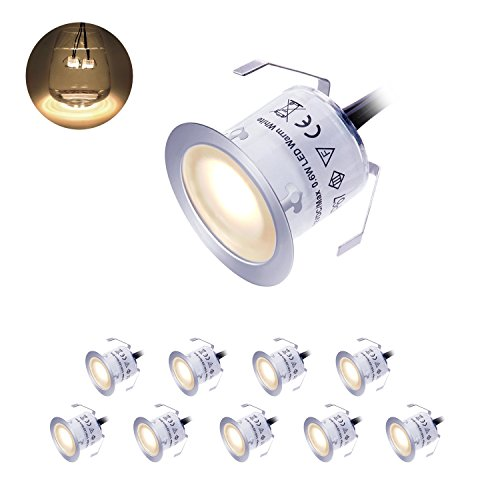 small recessed cabinet lighting amazon com