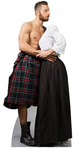 Highlander Stand-In Life Size Cardboard Cutout (Life Sized Stand)