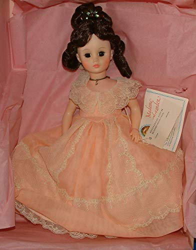Madame Alexander Sara Jackson, First Lady Doll Collection, Series II # 1507