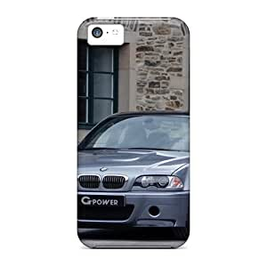 Faddish Phone G Power Bmw M3 Front Angle Cases For Iphone 5c / Perfect Cases Covers wangjiang maoyi by lolosakes