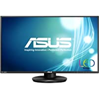 Asus Computer International - Asus Vn279ql 27 Led Lcd Monitor - 16:9 - 5 Ms - Adjustable Display Angle - 1920 X 1080 - 16.7 Million Colors - 300 Nit - 100,000,000:1 - Full Hd - Speakers - Hdmi - Vga - Displayport - 35 W - Black - Energy Star, China Energy Label (Cel), J-Moss (Japanese Rohs), Rohs, Tco Certified Displays 6.0, Weee Product Category: Computer Displays/Monitors