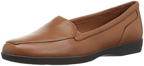 Easy Spirit Women's Devitt Oxford Flat, Brown