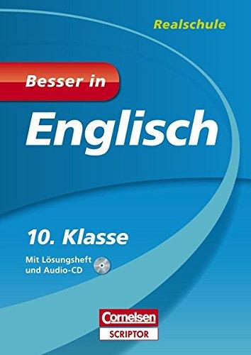 Besser in Englisch - Realschule 10. Klasse (Cornelsen Scriptor - Besser in)