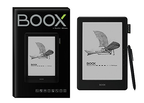 BOOX N96 E-reader 9.7'' E Ink Carta Display Dual Touch 16 GB with Wi-Fi Audio Books Reader by Onyx (Image #6)'
