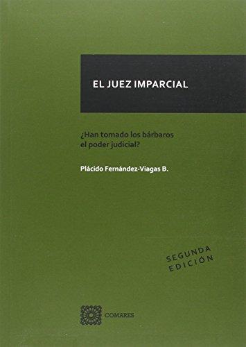 Descargar Libro Juez Imparcial,el Plácido Fernández-viagas B.