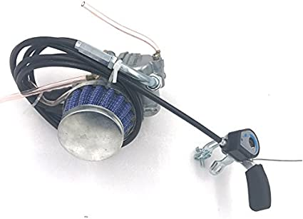Manifold for 2 stroke 49cc 66cc 70cc 80cc Engine Kit Motorised Bicycle Push Bike