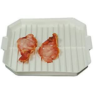 Microwave Bacon Crisper by Betterware