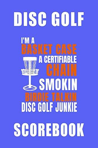 - Basket Case Disc Golf Scorebook