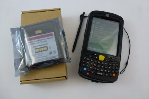 Motorola MC55 Handheld Mobile Computer - MC5590-PK0DKQQA9WR / LAN 802.11a/b/g / Bluetooth / 2D Imager / QWERTY Keyboard / Windows Mobile 6.1 Classic by Motorola Solutions