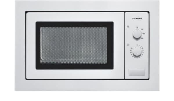Siemens HF22M260 - Microondas sencillos, integrable, 25 l ...