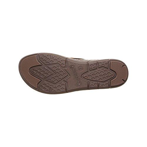 Bearpaw Mujeres Dakota Thong Sandals Bark