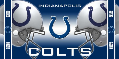 (NFL Indianapolis Colts Fiber Reactive Beach)