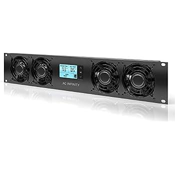 Amazon.com: PROCOOL AV-280T - Two Fan Cabinet cooling system ...