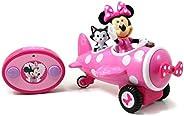 Jada Toys Minnie Mouse Airplane R/C Vehicle