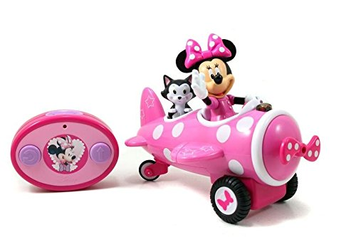 Jada Toys Minnie Mouse Airplane R/C Vehicle