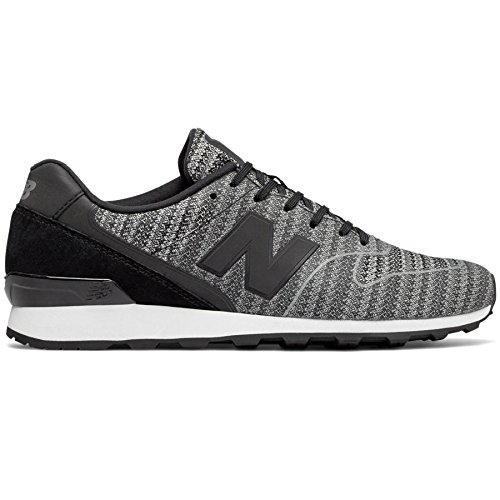 Black New Balance with Wr996 Sneaker Grey Damen UgBIg1