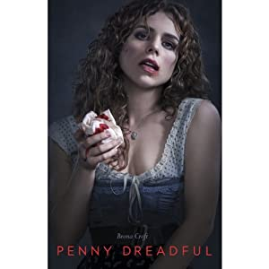 Amazon.com: Penny Dreadful Brona Poster [11x17]: Posters ...