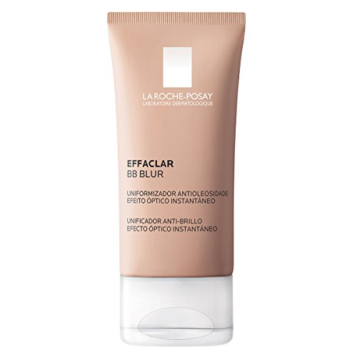 Price comparison product image La Roche-Posay Effaclar BB Blur Makeup, Oil-Free BB Cream with SPF 20 for Oily Skin, Light/Medium, 1 Fl. Oz.