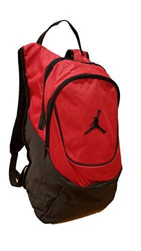 Nike Jordan Jumpman 23 Round Shell Style Backpack - Red