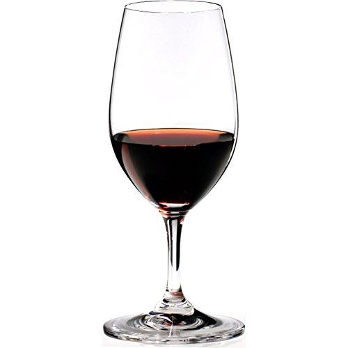 (Riedel Bar Vinum Leaded Crystal Port Wine Glass, Set of)