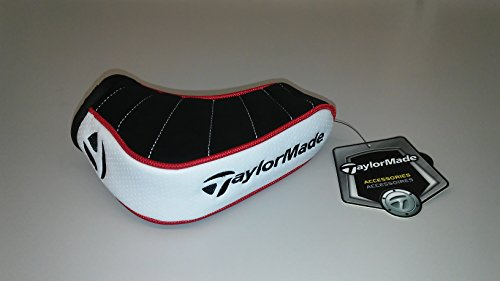 TaylorMade TM Blade Putter Headcover, White (Sock Taylormade)