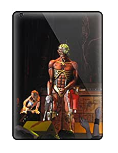 Slim Fit Tpu Protector Shock Absorbent Bumper Iron Maiden Case For Ipad Air