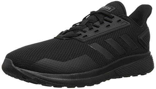 adidas Men's Duramo 9 Running Shoe Black/Black/Black, 10.5 M US