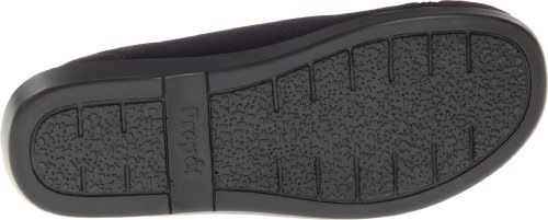 N Propét Slipper Black Foot Cush Women's qqBwg