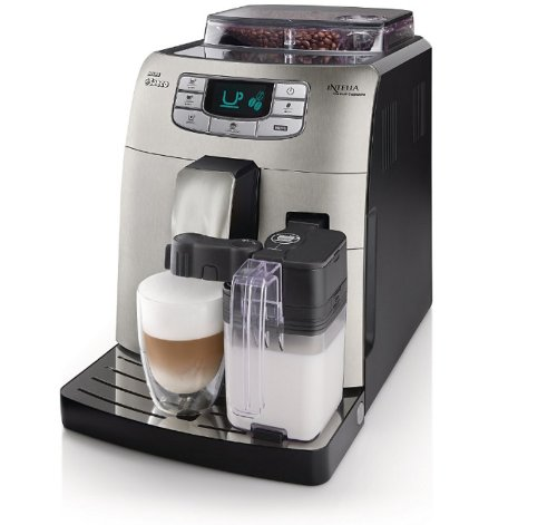 Philips Saeco Intelia HD8753/92 1850-Watt Automatic Espresso Machine