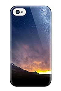 Dixie Delling Meier's Shop Best New Fashionable Cover Case Specially Made For Iphone 4/4s(swiss Night Sky) 1739556K69388358