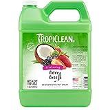 TropiClean Berry Breeze Deodorizing Pet Spray, 1