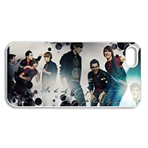 CTSLR iphone 5 Case - Music & Singer Series Slim Hard Plastic Back Case for iphone 5 -1 Pack - Big Time Rush BTR (17.40) - 30