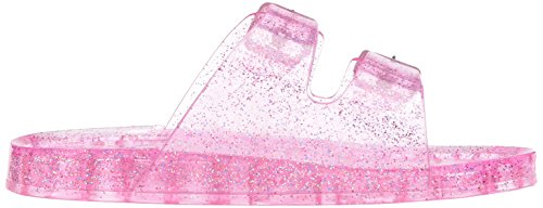 Madden Girl Mujeres Jezza Slide Sandal Pink