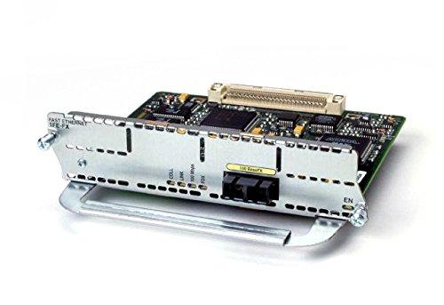 Cisco NM-1FE2W 1x10/100 Enet 2 Wan Card Slot Network Module