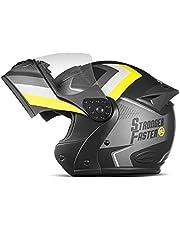 Capacete Moto Gladiator Etceter Stronger Faster Fosco