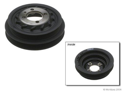 Oes Genuine Crankshaft - OES Genuine Crankshaft Pulley for select Mitsubishi Eclipse/Galant models